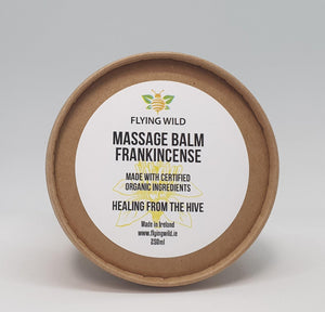 Massage Balm Frankincense - flyingwild