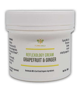 Reflexology Cream Grapefruit & Ginger - flyingwild
