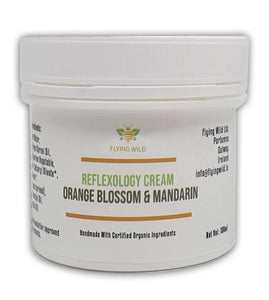 Reflexology Cream Orange Blossom & Mandarin - flyingwild