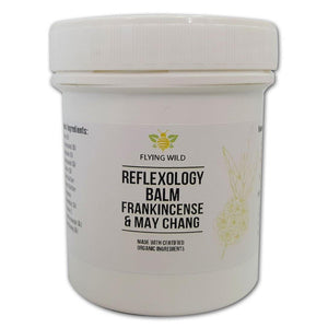 Reflexology Balm Frankincense and May Chang