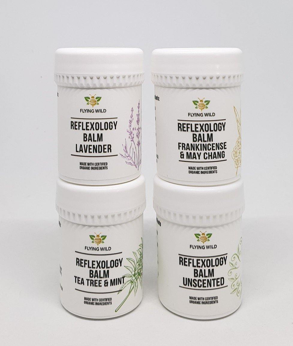 Reflexology Balm Starter Bundle - flyingwild