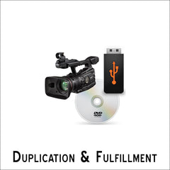Duplication & Fulfillment Services