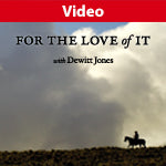 For the Love of It by Dewitt Jones