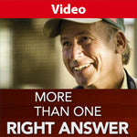 More Than One Right Answer by Dewitt Jones