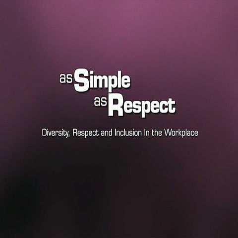As Simple As Respect