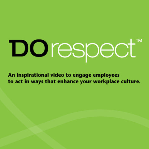 Do Respect training video