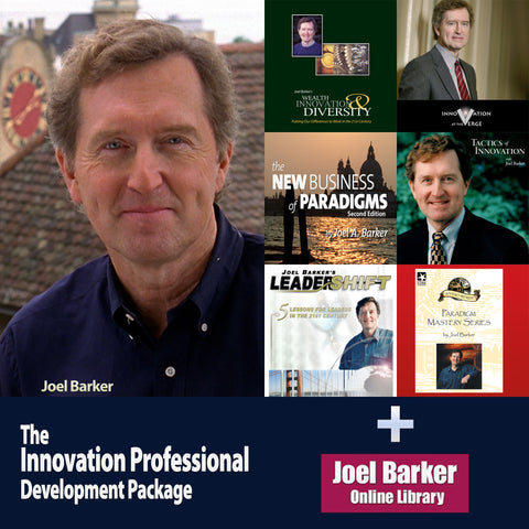 Innovation Professional Development Package with Joel Barker