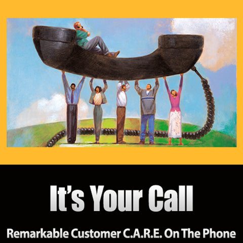 It's Your Call training video