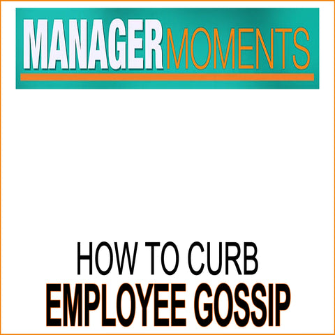 Manager Moments: How to Excel in Tricky Situations
