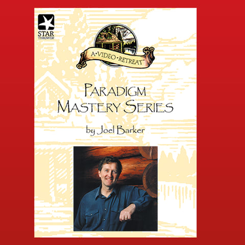 Paradigms Mastery Series training videos by Joel Barker