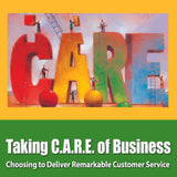 Taking C.A.R.E. of business training video