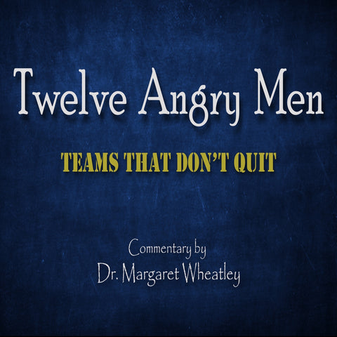 Twelve Angry Men: Teams That Don't Quit training video