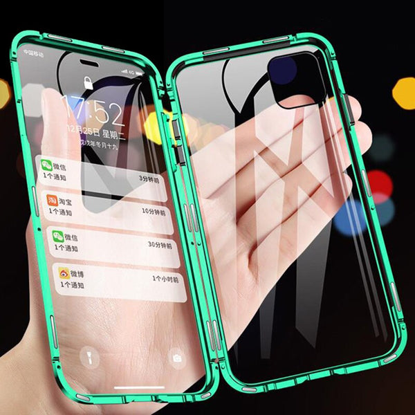 Clear Magnetic iPhone Case