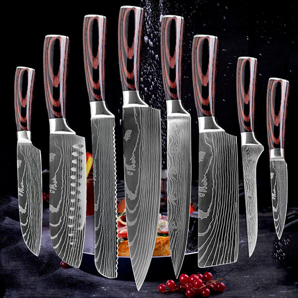 chef knife set