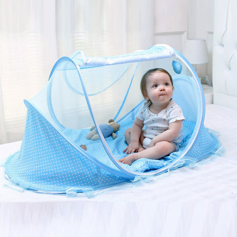 Portable Anti-Mosquito Baby Crib