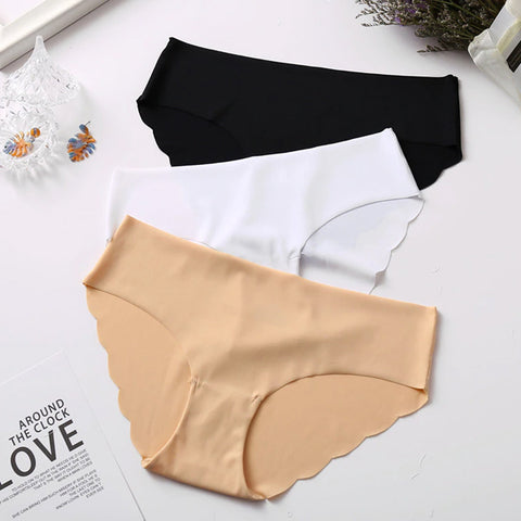 3 Pcs Seamless Panties
