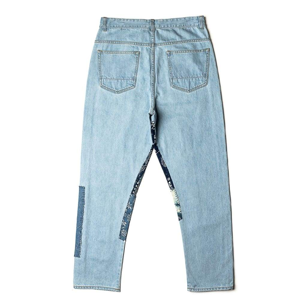 Reworked Boxer In Arctic Wash - Jea - Natural Selection London