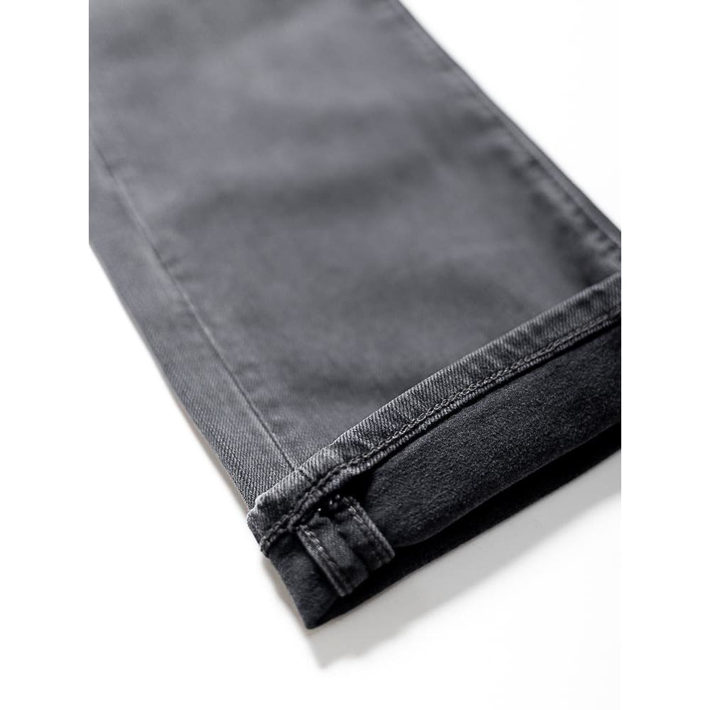 SKINNY JEANS in GRAPHITE DENIM - JEA - Natural Selection London