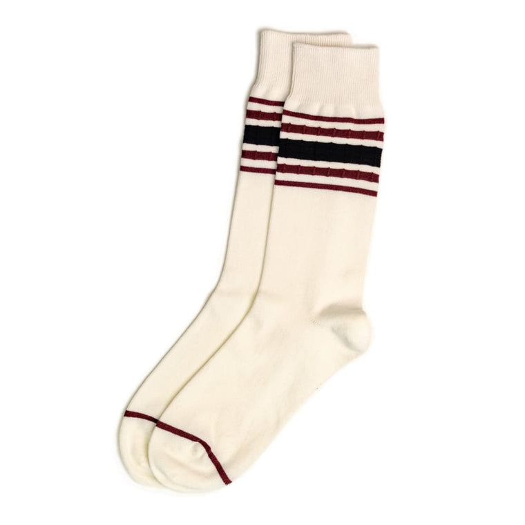 Sock 50 White - ACC - Natural Selection London