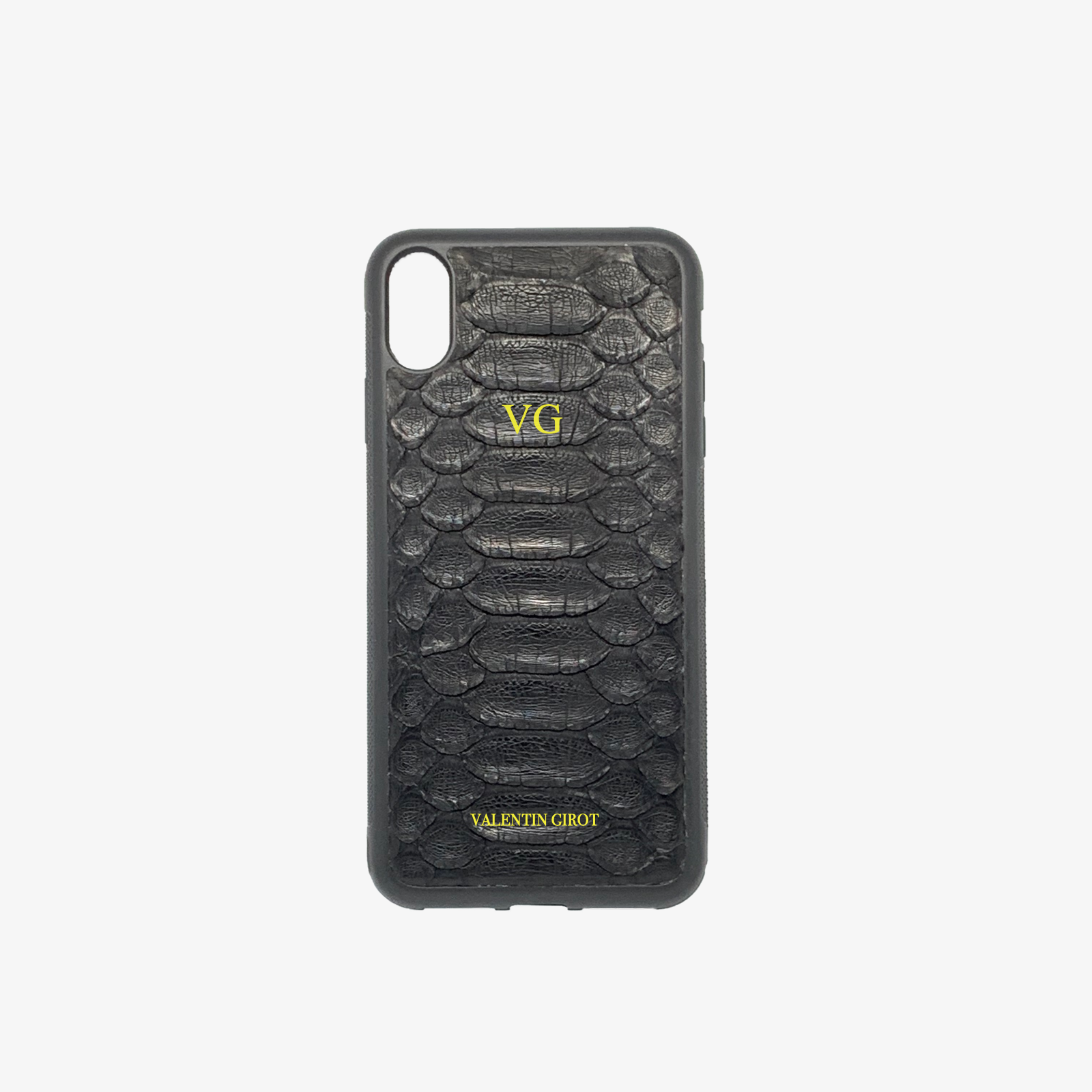 COQUE IPHONE XR NOIR