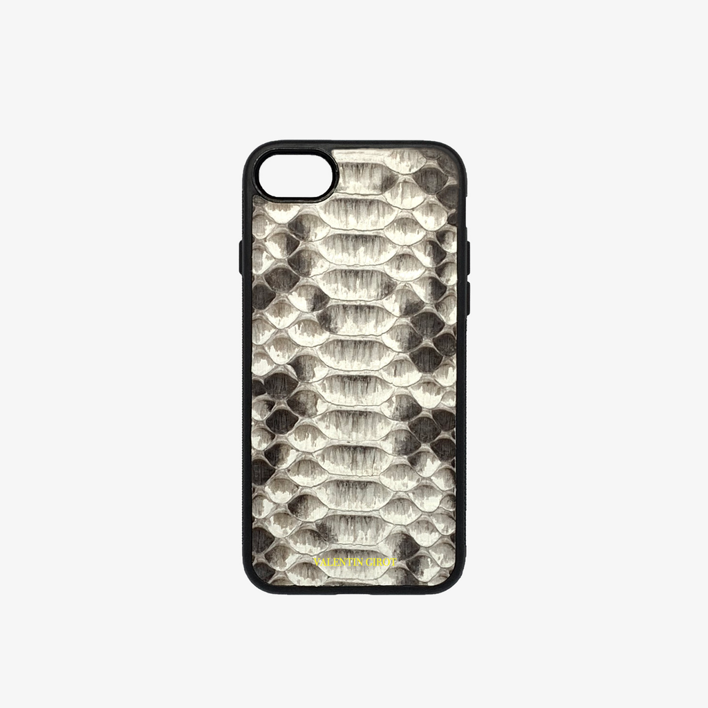 COQUE IPHONE 7/8 PLUS PYTHON NATUREL