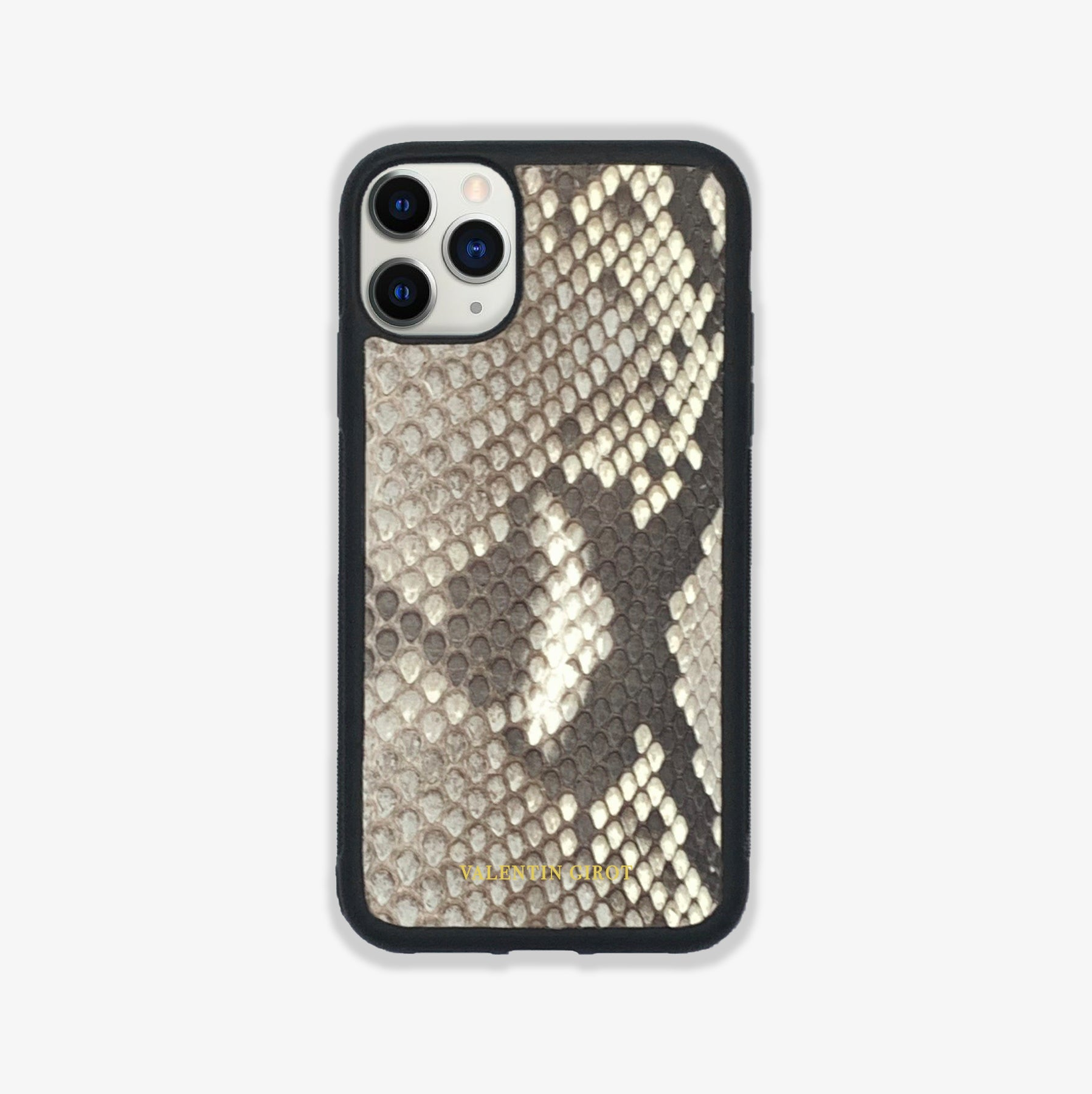 COQUE IPHONE 11 PRO NATUREL ÉCAILLES
