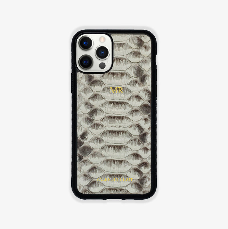 COQUE IPHONE 12 PRO NATUREL