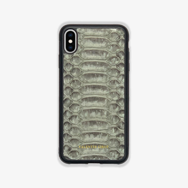 COQUE IPHONE X/XS GRIS