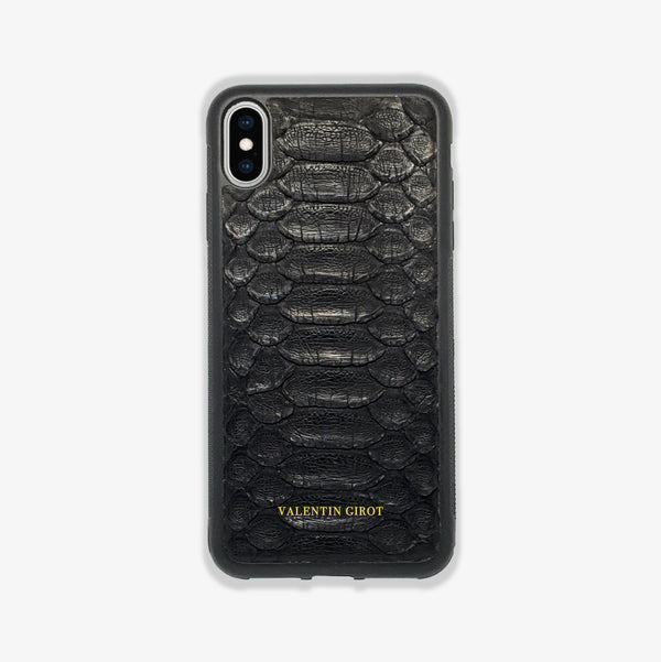 COQUE IPHONE X/XS NOIR