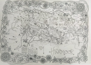 Hexmoor colouring maps