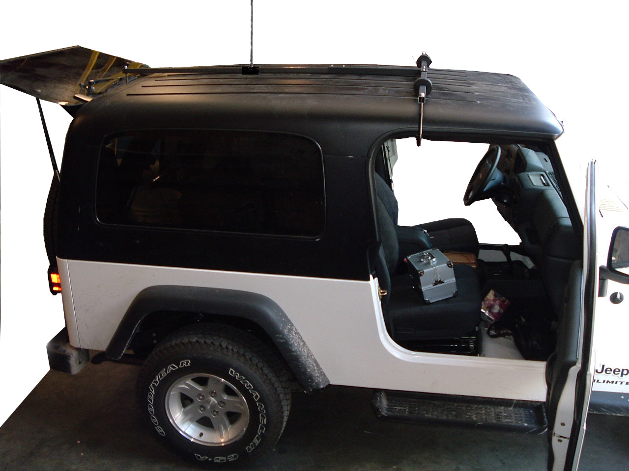 Hoist-A-Top Power Unlimited 2-Door 2004-2006