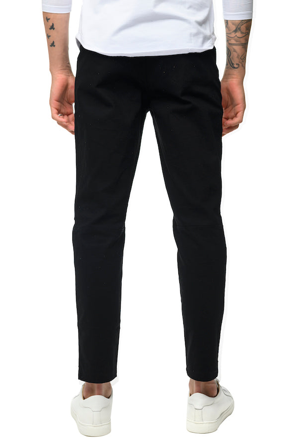 The ESNTLS Black Chinos