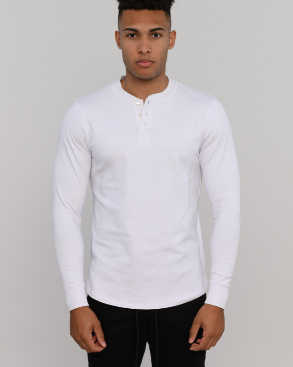 The ESNTLS White Henley