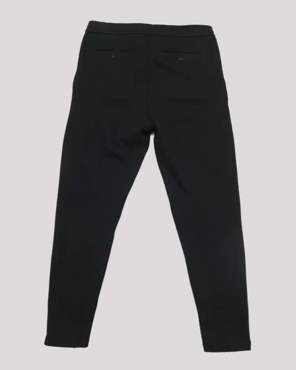 The ESNTLS Black Sweat Pant