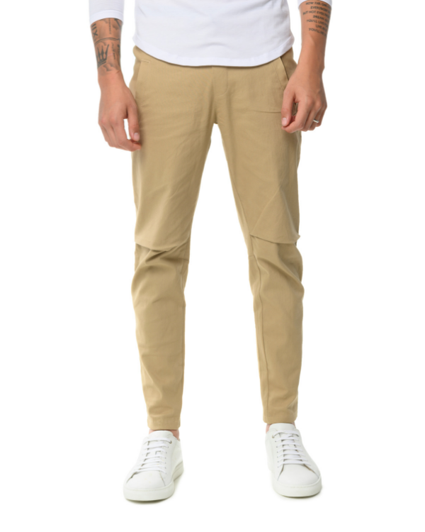 The ESNTLS Khaki Chinos
