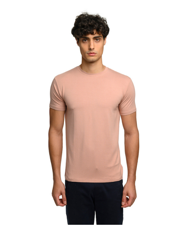 The ESNTL Salmon Fade Tee