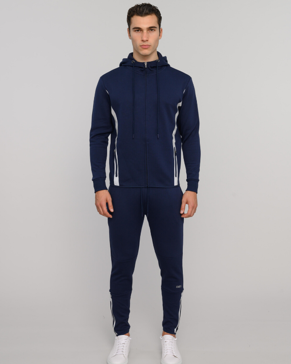 The ESNTLS Navy Track Suit