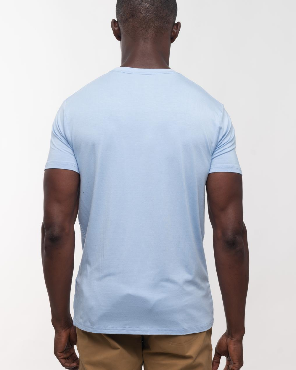 The ESNTL SKY Blue Tee
