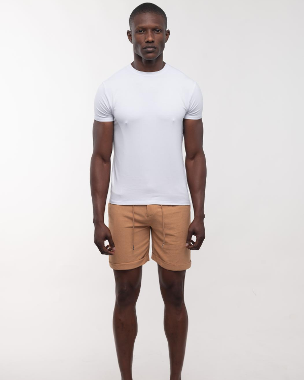 The ESNTL Khaki Summer Short