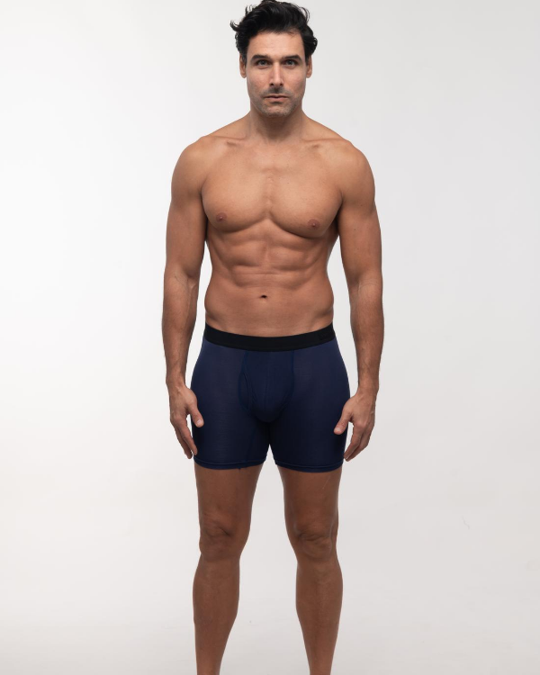 The ESNTL Navy Boxer Brief