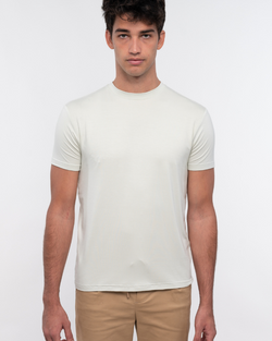 The ESNTL Celadon Green Tee