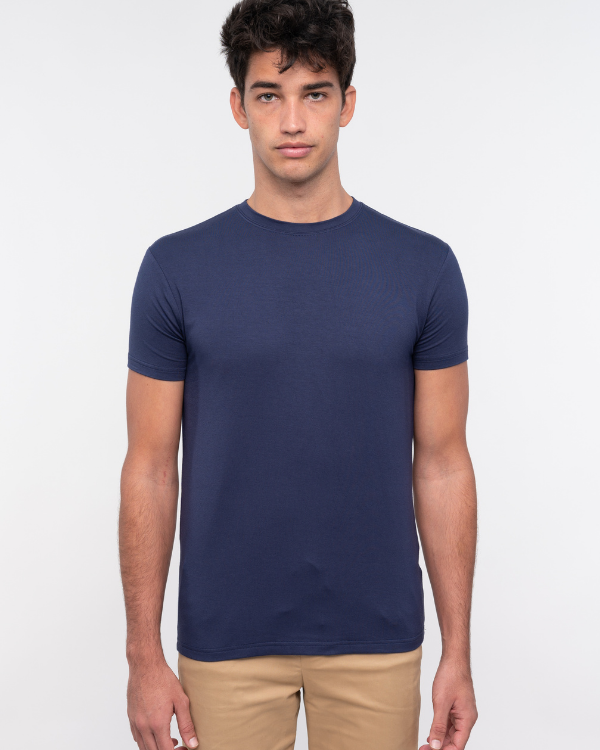 The ESNTL Navy Tee