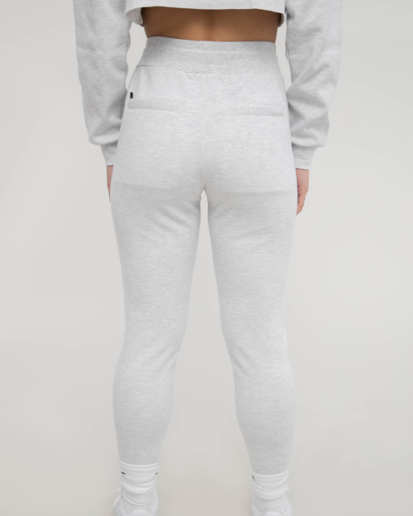 Grey Women Track Pants
