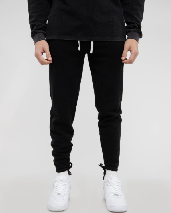 Black Everyday Lounge Pants