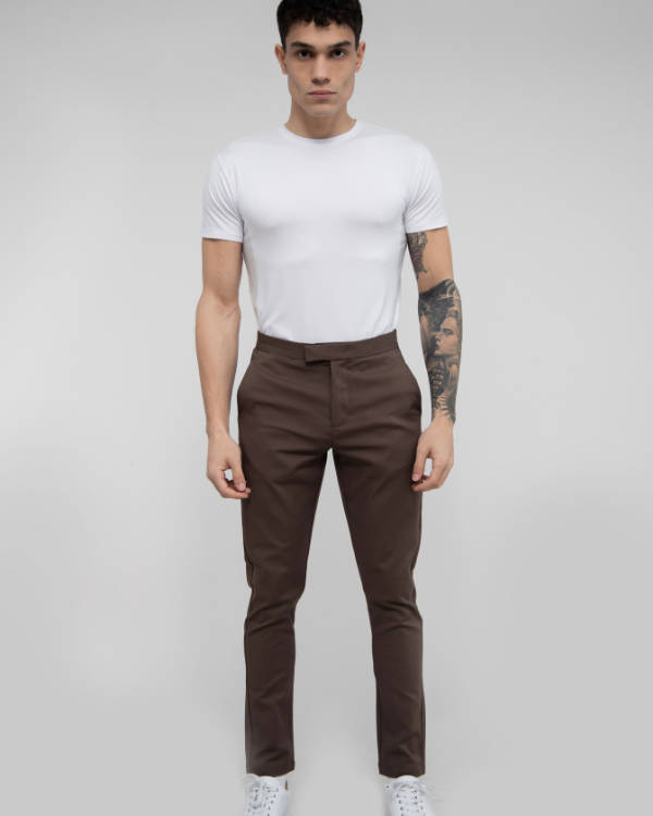 Brown Chinos