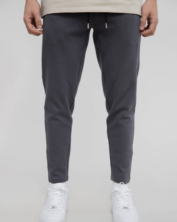 Washed Blue / Grey Sweat Pant
