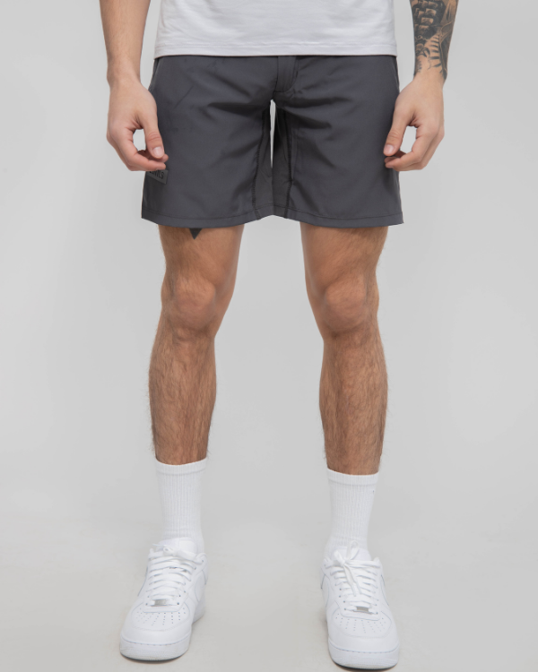Dark Grey Sport Short