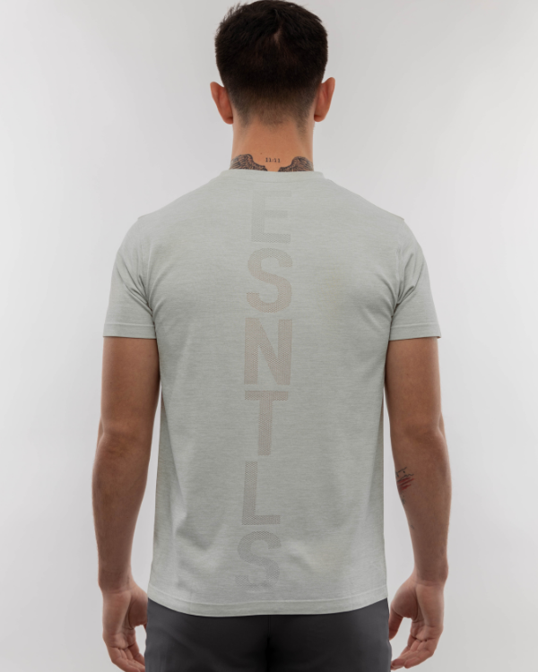 Grey Green Sport Shirt
