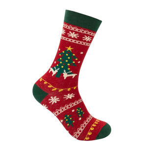 Funatic Socks - Ugly Sweater