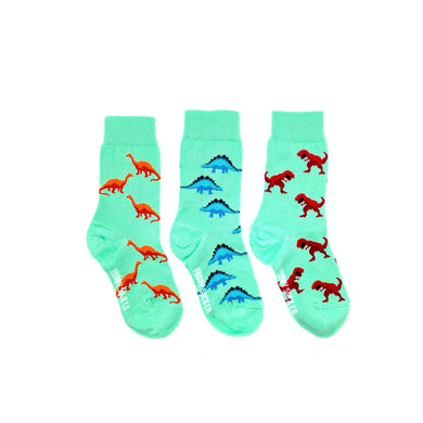 Friday Sock Co. - Dino Kids